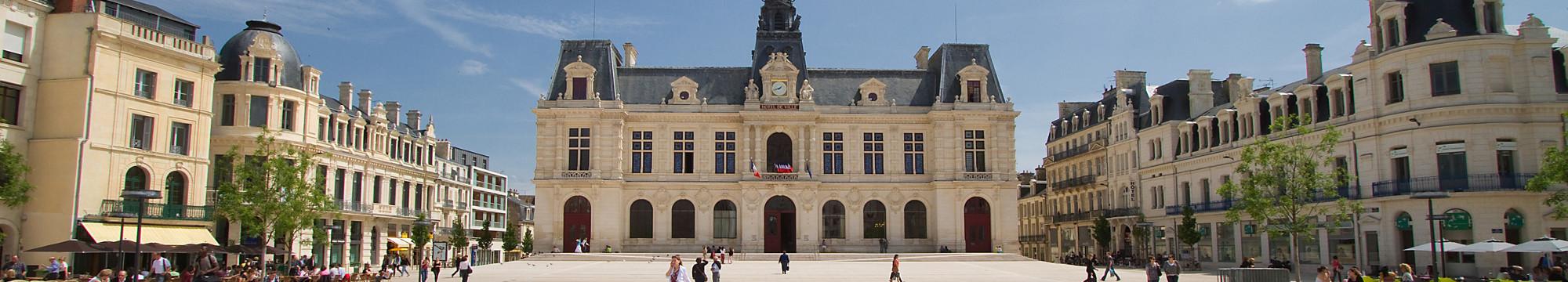 Alternance Sèvre et Vienne à Poitiers